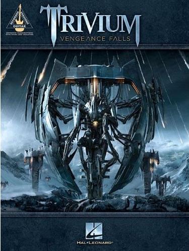 Trivium -Vengeance Falls Tab Book